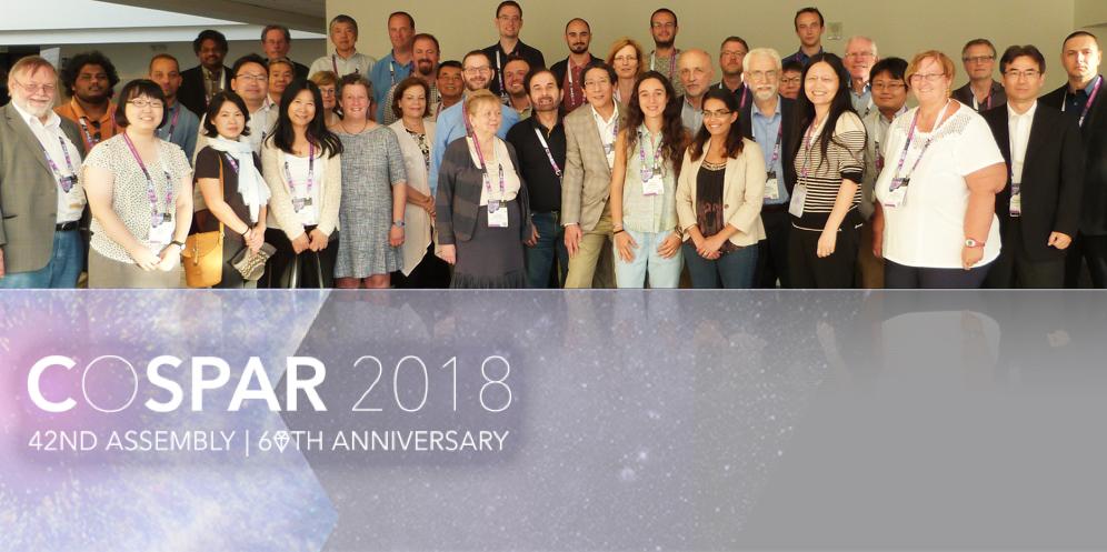 COSPAR 2018